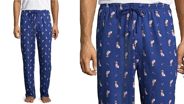 Hundeurlaub Pyjamahose