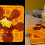DogTime Review: Wird ein Hund, der kein Spielzeug liebt, das interaktive Puzzle-Hundespielzeug OurPets Waffel genießen?